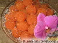 Фото к рецепту: Морковные конфеты