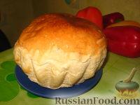 Фото к рецепту: Хлеб домашний