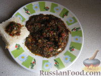 Фото к рецепту: Аджика кавказская