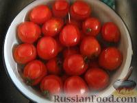 Фото приготовления рецепта: Помидоры сладкие на зиму - шаг №1