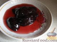 Фото к рецепту: Варенье из слив сорта Венгерка