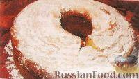 Фото к рецепту: Ванильный кекс