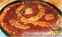 Фото к рецепту: Брусничный пирог