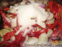 Фото приготовления рецепта: Манжо - шаг №6
