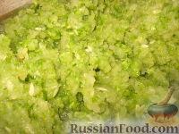 Фото приготовления рецепта: Аджика из кабачков на зиму - шаг №3