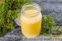 Фото к рецепту: Топленое масло гхи