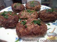 Фото к рецепту: Бифштекс рубленый