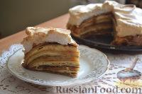 Фото к рецепту: Венгерский пудинг из блинов