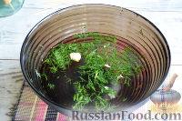 Фото приготовления рецепта: Овощная закуска «Маринованные шашлычки» - шаг №11