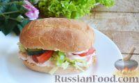 Фото к рецепту: Овощные бургеры