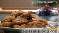Фото к рецепту: Бабушкины куриные оладьи
