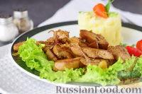 Фото к рецепту: Тушеные бычьи яйца