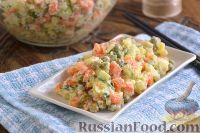 Фото к рецепту: Японский картофельный салат