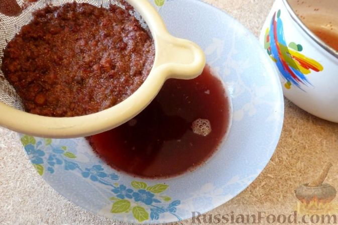Фото приготовления рецепта: Желе из земляники - шаг №8