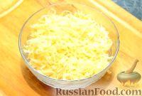 "Фото приготовления рецепта: Салат ""Вкуснятина по-итальянски"" с курицей - шаг №6"
