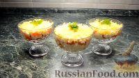 "Фото приготовления рецепта: Салат ""Вкуснятина по-итальянски"" с курицей - шаг №8"
