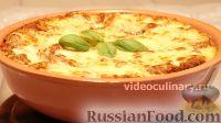 Фото к рецепту: Баклажаны, запеченные с сыром