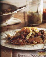 Фото к рецепту: Бурито с мясным фаршем