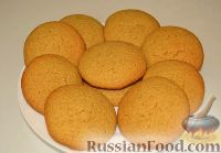 Фото к рецепту: Домашнее печенье