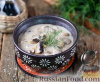Фото к рецепту: Грибы в сметанном соусе
