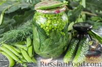 """Фото к рецепту: Заготовка """"Для оливье"""" (на зиму)"""