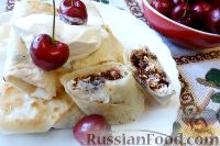 Фото к рецепту: Пирожки из лаваша с творогом