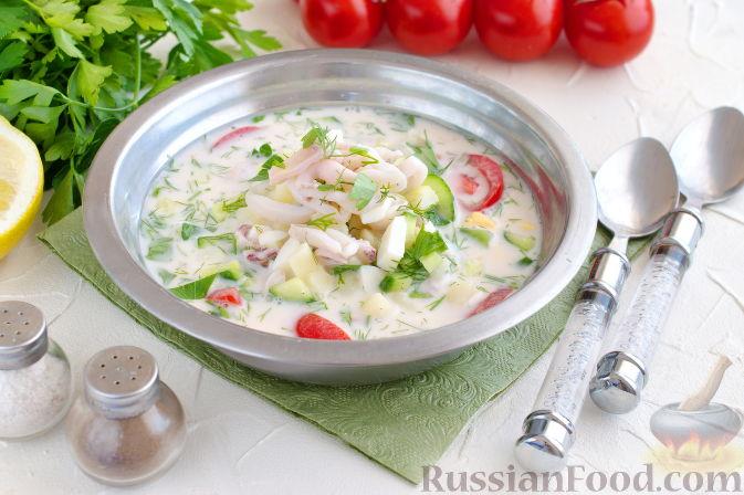 Фото приготовления рецепта: Плавленый сыр из творога с крабовыми палочками - шаг №5