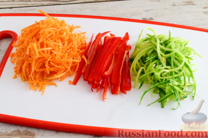 Kind салат по японски Фунчоза Anthony Bills