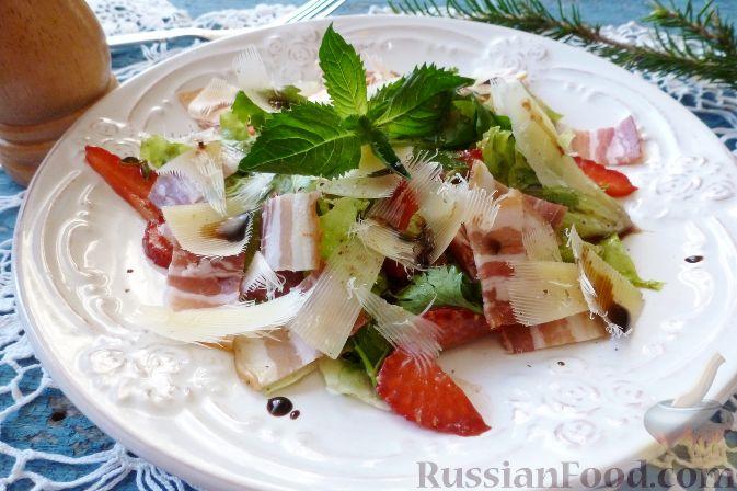 салаты с мясом и с сыром рецепты