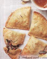 Фото к рецепту: Самса с говядиной