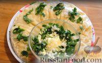 Фото к рецепту: Ханум с мясом и картофелем