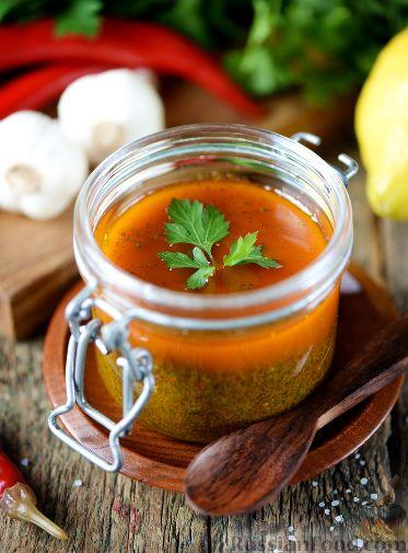 Фото приготовления рецепта: Сырный суп с шампиньонами и консервированной кукурузой - шаг №7