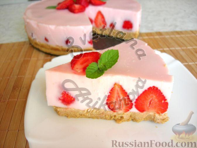 Рецепты вкусных йогуртовых тортов без выпечки на день рождение