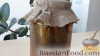 Фото к рецепту: Маринованные огурцы с кетчупом