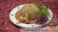 Фото приготовления рецепта: Рис с изюминкой - шаг №6