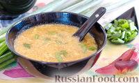 Фото к рецепту: Китайский кукурузный суп
