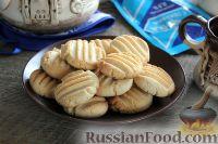 Фото к рецепту: Печенье на сгущенке