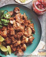 Фото к рецепту: Свинина, тушенная с пряностями