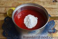 Фото приготовления рецепта: Конфитюр из клубники - шаг №6