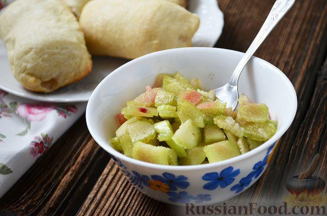 Начинка из капусты для пирожков жареных с фото