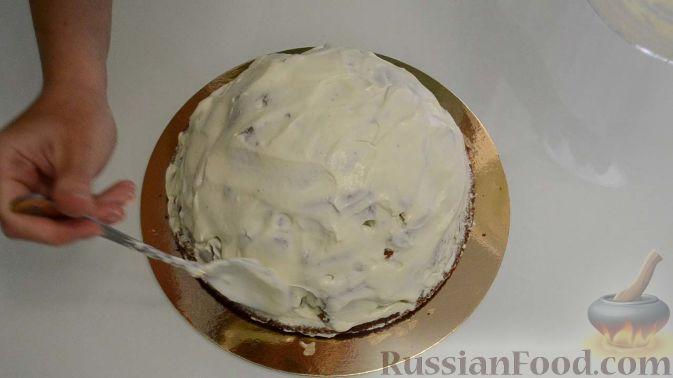 Фото приготовления рецепта: Насыпной яблочный пирог - шаг №6