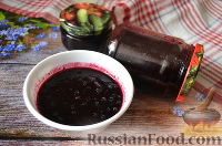 Фото к рецепту: Черничный джем (на зиму)