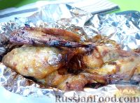 Фото к рецепту: Острые крылышки