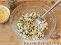 Фото приготовления рецепта: Запеченный картофель, фаршированный сыром фета - шаг №5