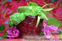 Фото к рецепту: Варенье из лепестков роз и имбиря (на зиму)