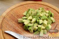 Фото приготовления рецепта: Кобб-салат с курицей - шаг №5