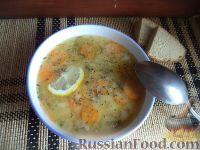 Фото к рецепту: Суп из дробленого гороха