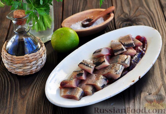 Фото приготовления рецепта: Рагу с кабачками, сладким перцем и яблоками в сметане - шаг №5