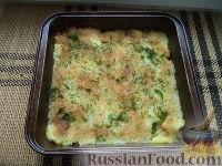 Фото к рецепту: Запеканка из картофеля и капусты