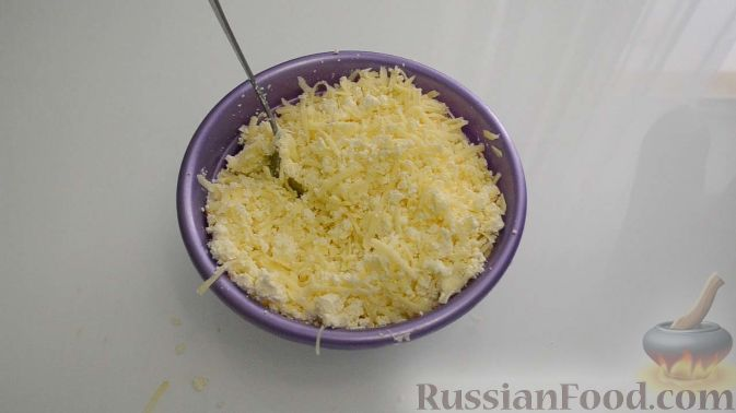 Фото приготовления рецепта: Тарт с инжиром - шаг №11